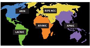 Se acaban las direcciones IPv4.  ¡Bienvenido IPv6!